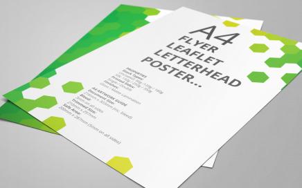 Leaflet / Flyers / Brochure
